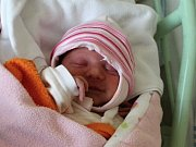 Natálie Ladecká se rodičům Tereze a Erikovi narodila vmělnické porodnici  5. dubna 2017, vážila 2,18 kg a měřila 43 cm.