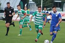 Mol cup, 2. kolo: Slovan Velvary - Bohemians 1905 (0:2)