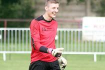 Brankář Patrik Malina se vrací do FK Neratovice/Byškovice
