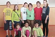 Učitelka Jiřina Liptáková je favoritka žáků mělnické Matiegkovy školy.