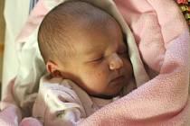 EMA BURIANOVÁ se rodičům Editě a Pavlovi Burianovým z Mělnického Vtelna, narodila v mělnické nemocnici 23. 4. 2018, vážila 3,130 kg, měřila 51 cm.