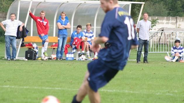 Sokol Libiš - FK Neratovice/Byškovice; 6. kolo divize B; 13. září 2014