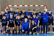 Tým SK Olympik Mělník U19 vybojoval v celostátní lize konečné třetí místo.