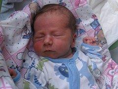 Antonín Novák se rodičům Veronice Pelíškové a Antonínu Novákovi z Kralup nad Vltavou narodil v mělnické porodnici 4. dubna 2014, vážil 3,42 kg a měřil 50 cm. Na brášku se těší 5letý Daniel.