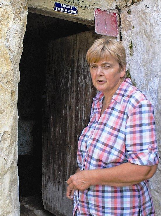 Miloslava Havlíčková, ředitelka Regionálního muzea Mělník.