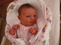 Kristýna Slabá se rodičům Ireně a Tomášovi z Kojetic narodila v neratovické porodnici 2. září 2015, vážila 2,74 kg a měřila 47 cm.
