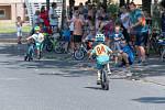 Již počtvrté se v sobotu 31. srpna proměnilo jedno neratovické sídliště v závodní cyklistickou trať. Probíhaly tam totiž Neratovické cyklohrátky.