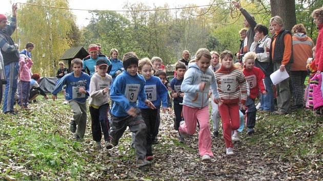 Sportovci si zaběhli už pátý ročník Běhu Debří
