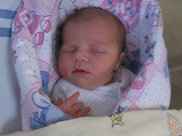 Kristýnka Dvořáková se rodičům Martině Hanzlové a Aleši Dvořákovi z Obříství narodila v mělnické porodnici 27. prosince 2013, vážila 3,88 kg a měřila 51 cm.