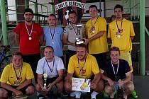Místní Tělocvičná jednota zorganizovala ve sportovním areálu již 19. ročník Tsunami Cup v malé kopané.