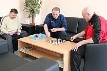 Pacientům beřkovické psychiatrické nemocnice se v nedávno opraveném oddělení líbí.