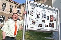 HLAVNÍ osobou Beřkovického jara je manažer multifunkčního centra David Vačilja (na snímku).