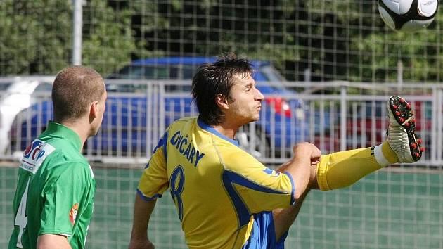 ČFL: FK Baumit Jablonec B - Sokol Ovčáry