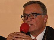 Starosta Marek Czechmann.