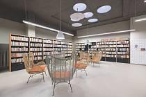 Nová knihovna v Mělníku
