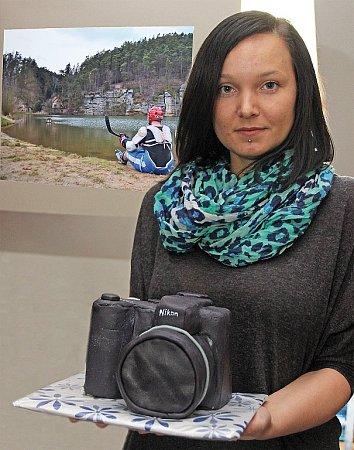 Daniela Traplová je autorkou snímku který vyhrál učtenářů Mělnického deníku.