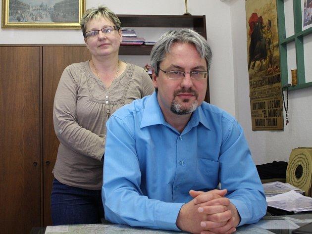 Jakub a Iveta Ingalovi, to je synonymum pro mělnickou cestovní agenturu Galatour.