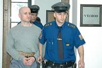 Trest za další bankovní loupež zatím Janu Baluškovi nepřibyl.
