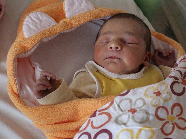 ŠARLOTA ŠUTKOVÁ se rodičům Martině Dudkové a Štěpánu Šutkovi z Benátek nad Jizerou, narodila 10. dubna 2018 v mělnické porodnici, měřila 46 cm a vážil 3 kg.
