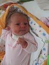 Simonka Hašlerová se rodičům Stanislavě a Tomášovi z Mělníka narodila v mělnické porodnici 12. února 2017, vážila 3,59 kg a měřila 50 cm. Na sestřičku se těší 6letý Tomáš.