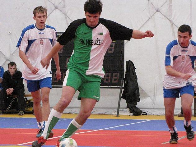 Závěrečný turnaj halové sezony v ISŠT Mělník