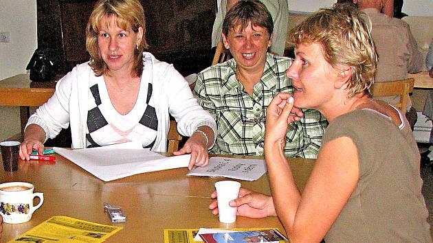 Diskutující se zaměřovali na sociální služby v mikroregionu Kokořínska