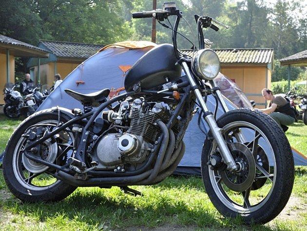 Kokořínská motojízda.