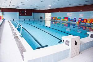 Bazén v Kralupech nad Vltavou.