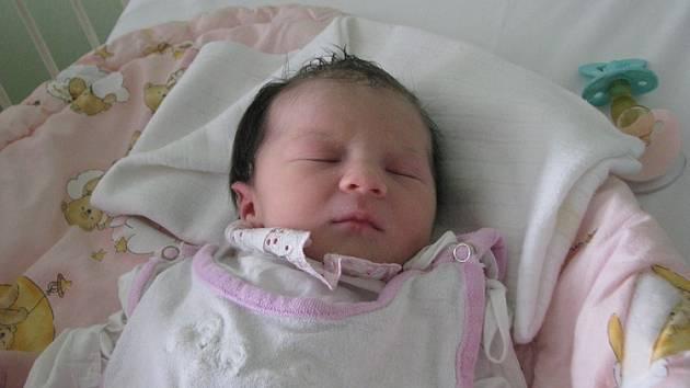 Veronika Foučková se rodičům Marcele Čepkové a Petru Foučkovi z Ledčic narodila 10. července 2008. Vážila 2,7 kilogramu a měřila 47 centimetrů. Na sestřičku se  těší osmiletý Petr.