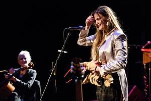 Vladivojna v neratovickém Jazzovém klubu v říjnu