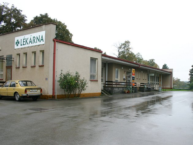 Zdravotní středisko v Dolních Beřkovicích