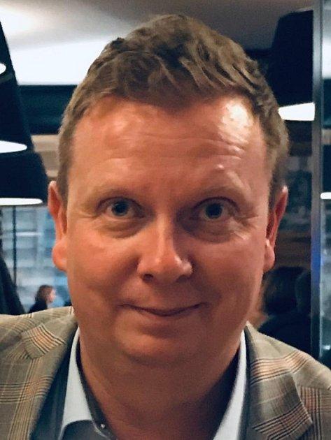 Josef Novák, předseda OFS Praha-východ