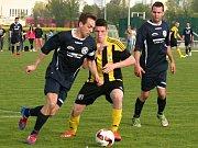 Povedený zápas za sebou mají fotbalisté Horních Počapel, kteří v rámci dalšího kola okresního přeboru porazili Obříství 4:2.