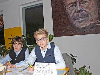 Kralupská Základní škola Václava Havla v Revoluční ulici otevřela své prostory veřejnosti tuto sobotu.