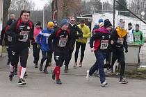 Půlmaraton Velký Borek - Mšeno