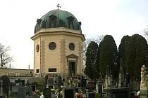 Hřbitovní kaple v Hoříně - 2.11.2018