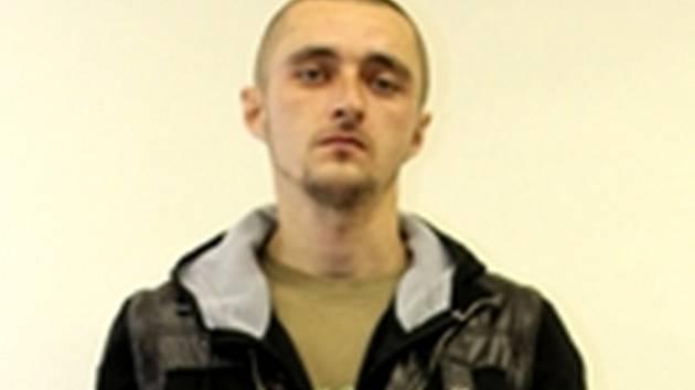 Hledaný muž Kuzmenko.