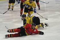 Hokejisty Mělníka a Benešova čeká v neděli už druhý souboj v tomto týdnu.