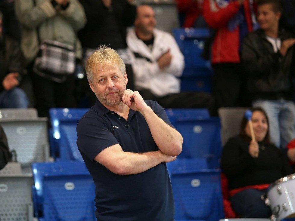 Pavel Šuba, manažer futsalového klubu SK Olympik Mělník.