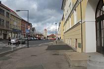 Mělnická radnice chystá kompletní rekonstrukci Fibichovy ulice, která představuje pomyslnou vstupní bránu do města.