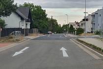 Během posledního půl roku se v Kralupech nad Vltavou podařilo zrealizovat několik investic. Jedna z největších byla silnice Nad Lobčí.
