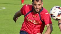 Josef Gabčo, FK Vysoká