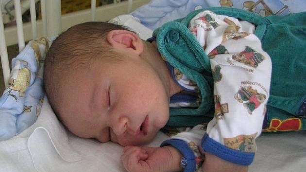 Vojtěch Žemlička se rodičům Lence a Radkovi z Neratovic narodil 9.8.2008, vážil 3,90 kg a měřil 52 cm.