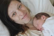 Vojtěch Skála, Dřevčice. Narodil se 2. 7. 2019, po porodu vážila 2 780 g a měřil 48 cm. Rodiči jsou Vojtěch Vrátný a Kateřina Skálová.