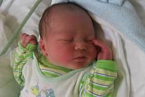 Tomáš Vaněk se rodičům Renatě a Jiřímu z Prahy narodil v mělnické porodnici 3. května 2015, vážil 3,45 kg a měřil 50 cm. Na brášku se těší 16měsíční Lukášek.