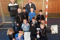 ÚSPĚCH V LOUNECH otevřel řepínské mladší přípravce cestu k účasti na dalších turnajích.