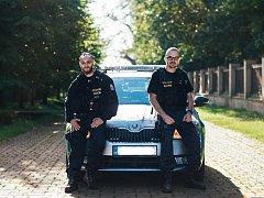 Policisté z Brandýsa nad Labem se úspěšně podíleli na záchraně lidského života.