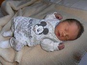Samuel Vajs se mamince Nikole Vajsové z Liblic narodil v mělnické porodnici 11. prosince 2017, měřil 48cm a vážil 2,94 kg.