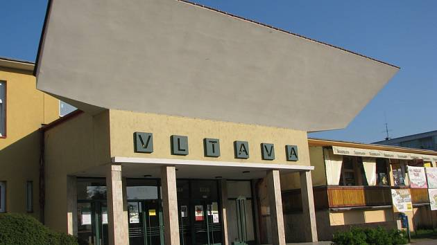 Kralupské kino Vltava.