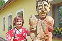 Výtvarnice Lenka Kocierzová
